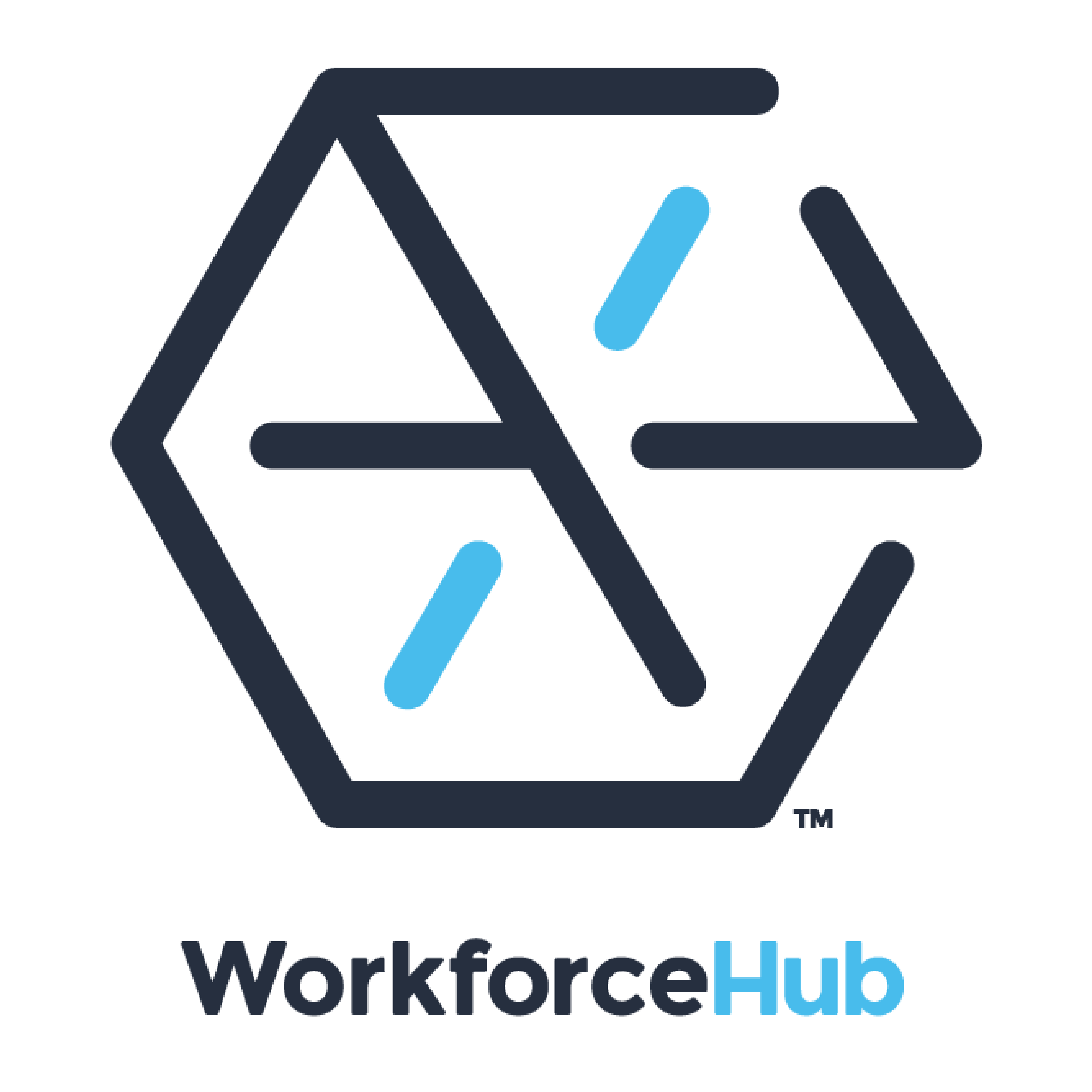 WorkforceHub logo